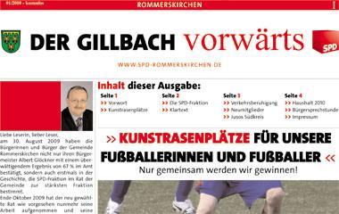 Gillbach Vorwärts