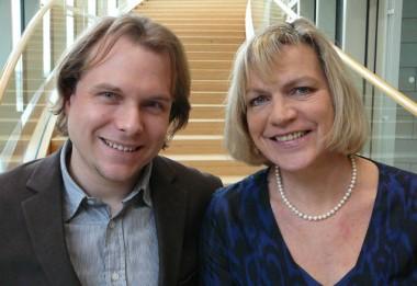 Martin Mertens und Eva-Maria Voigt-Küppers MdL