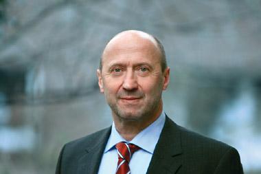 Rainer Thiel, SPD-Landtagskandidat für Rommerskirchen, Grevenbroich und Dormagen