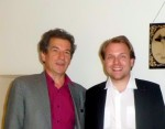 Klaus Barthel MdB mit Bürgermeisterkandidat Martin Mertens