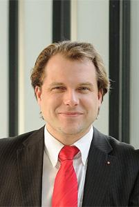 Bürgermeisterkandidat Martin Mertens