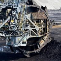 Tagebau – Foto: M. Reuter